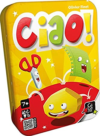 GIGAMIC gmci – Juego de Tarjeta – Ciao: Amazon.es: Juguetes y juegos