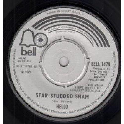 Hello - Star Studded Sham - Bell Records - BELL 1470 ()