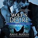Wolf's Desire: Blue Moon Brides, Book 6 Audiobook by Ann Marsh Narrated by Mirron Willis, Emily C. Michaels