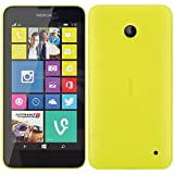 Nokia Microsoft Lumia 635-4G LTE - Unlocked - 8GB (Bright Yellow)