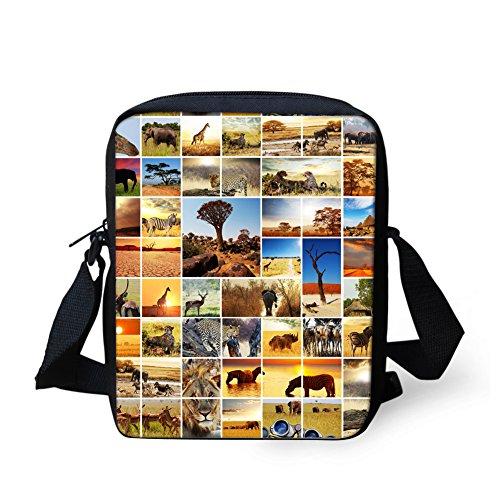 Cute Handbag Mini 4 HUGS Pattern IDEA Bags Small Messenger Dog Animals Women's Shoulder HYxFSq