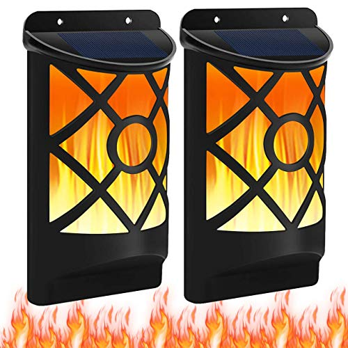 Solar Powered Outdoor Lanterns With Automatic Light Sensor