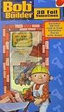 Bob the Builder 3D Foil Valentine Cards 30