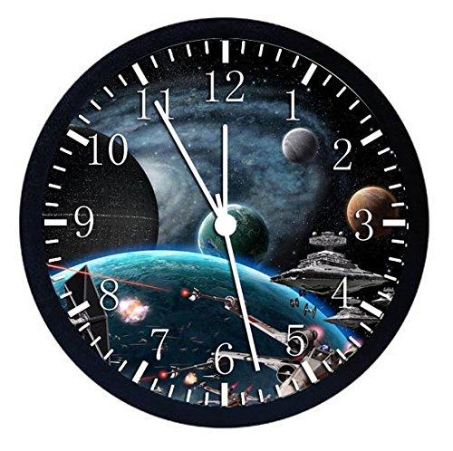 X large Starwars Spaceship Clock Decor