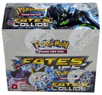 Pokemon XY Series Fates Collide Box by LSG: Amazon.es ...