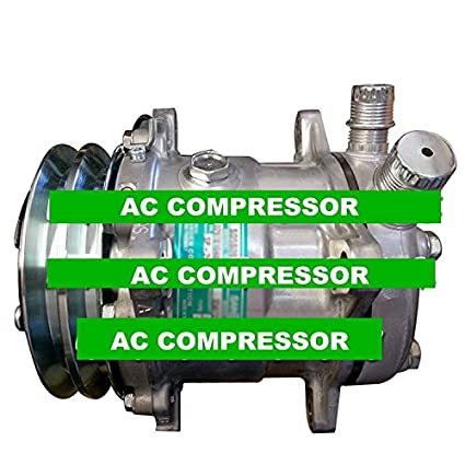 GOWE automático AC aire acondicionado Compresor para Sanden 505 5h09 sd5h09 SD505 Universal