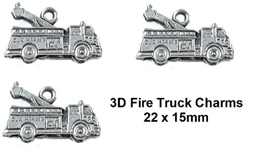 planetzia-5pcs-3d-fire-engine-charms-for-jewelry-making-tvt-fec-antique-silver