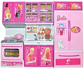 Buy Goodness International Modern Kitchen Play Set With Light And