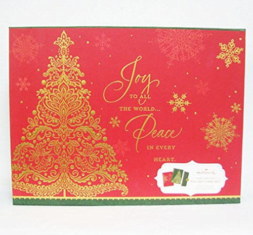 Joy Boxed Holiday Card - 6