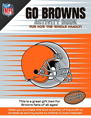 Read Online By Darla Hall Go Browns Activity Book (Act) [Paperback] PDF