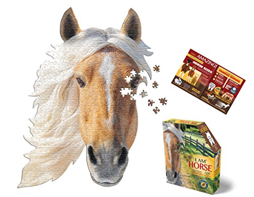 Madd Capp Puzzle - I AM Horse - Horse Games And Puzzles