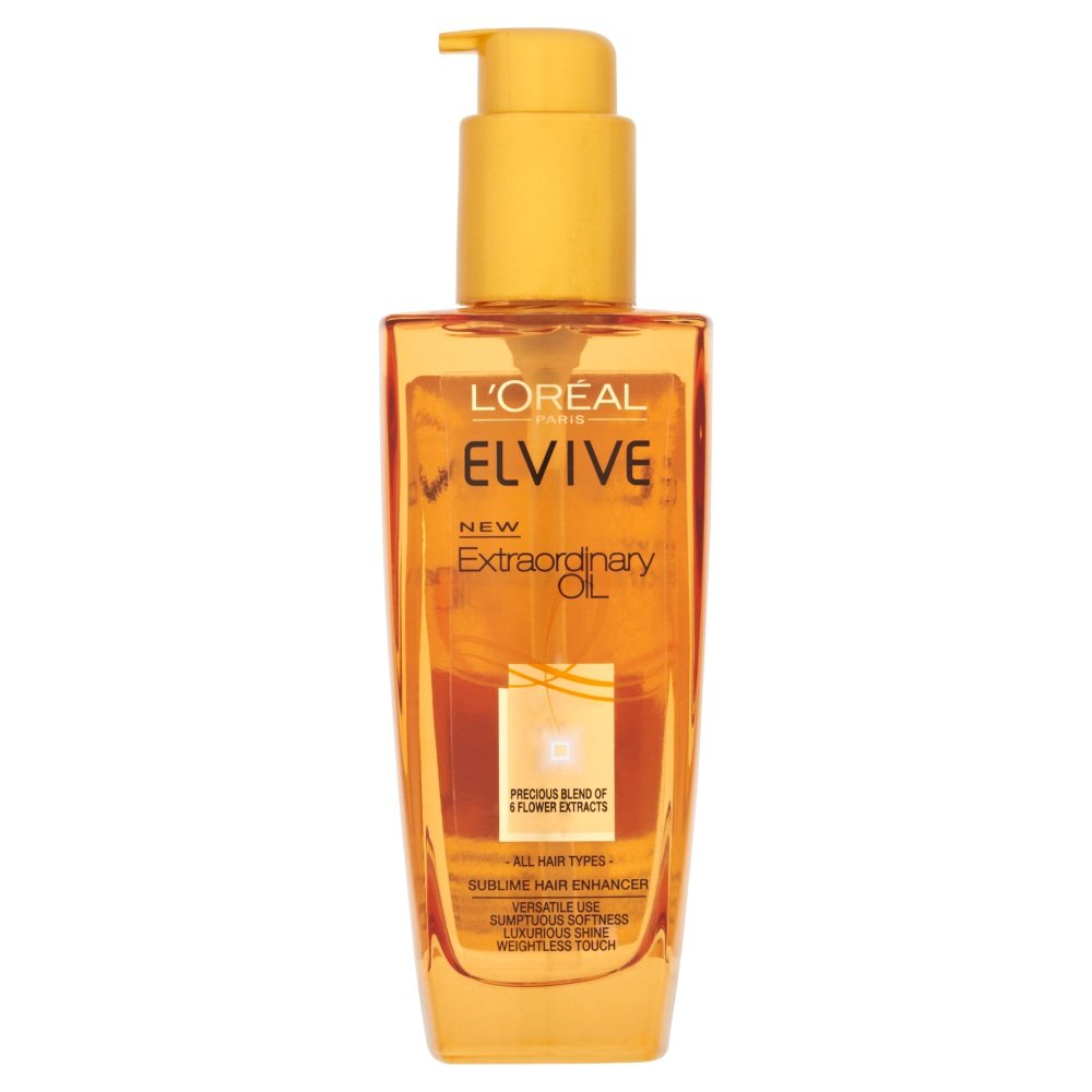 L'Oreal Elvive Extraordinary Oil All Hair Types 100ml L' Oreal 3600522215899