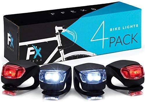 Bike Light Set Front Back product image