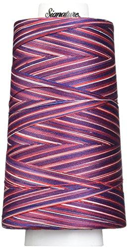 - Signature Stars & Stripes Thread, 40wt/3000 yd, Variegated