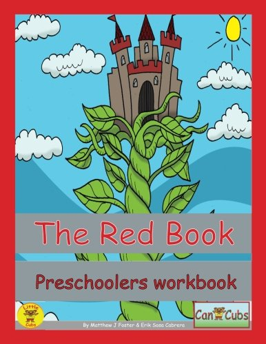 Read Online The Red Book: Preschoolers workbook pdf epub