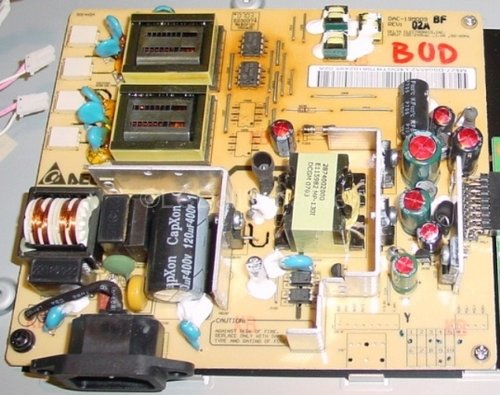 repair-kit-chimei-cmv-221d-lcd-monitor-capacitors-only-not-the-entire-board