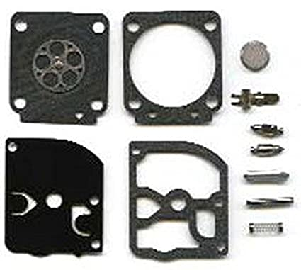Zama OEM RB-127 Carb C1M-H58 Repair Kit for Homelite 45cc Chainsaw