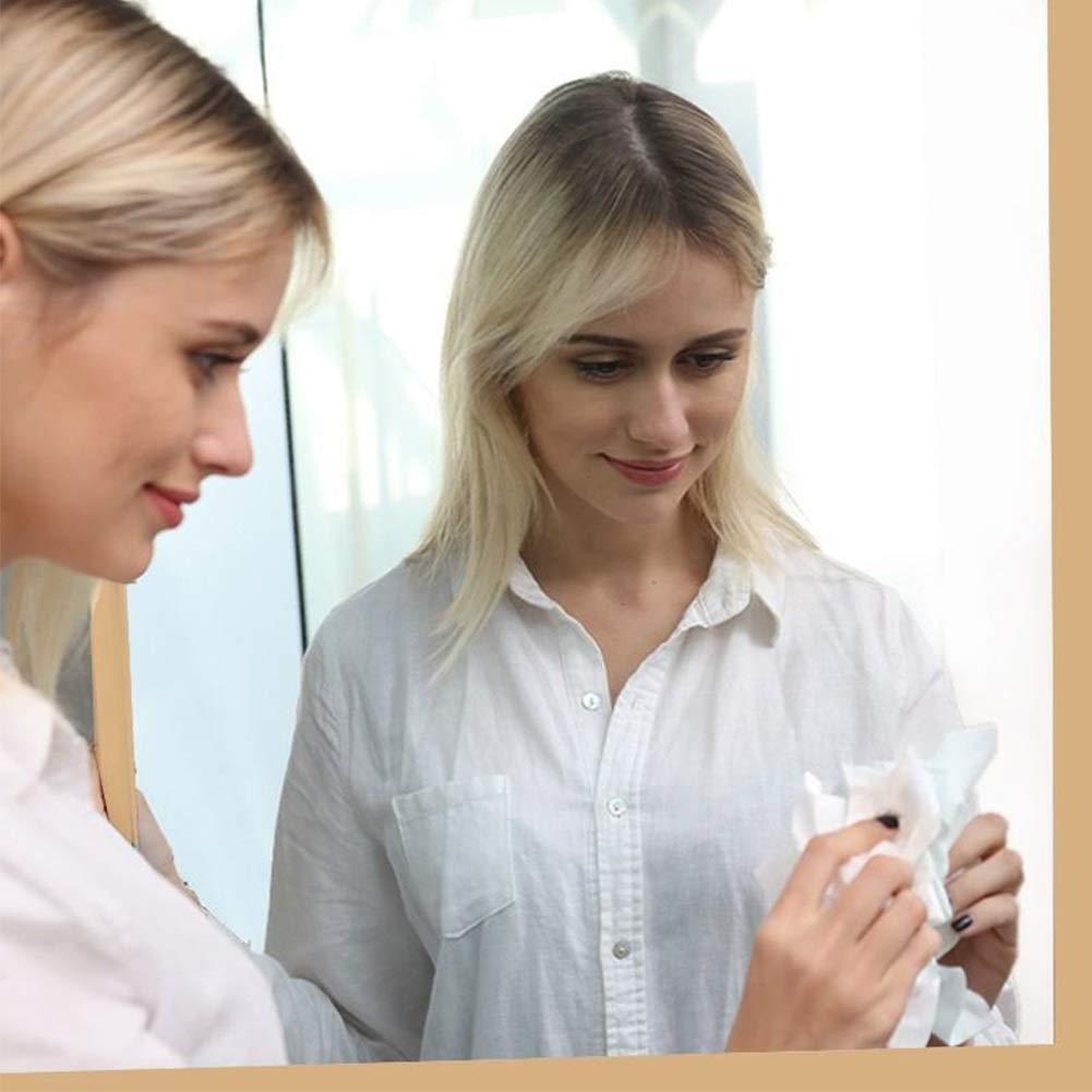 opaca JJZD Espejo decorativo de la pel/ícula Pel/ícula Con el efecto del espejo etiqueta de la pared autoadhesivo Espejo Film-espejo etiqueta de la pared rectangular autoadhesivo decora autoadhesivas