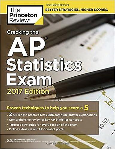 Amazon com  Cracking the AP Statistics Exam       Edition  Proven     Amazon com Amazon com  Cracking the AP Statistics Exam       Edition  Proven Techniques to Help You Score a    College Test Preparation                   Princeton