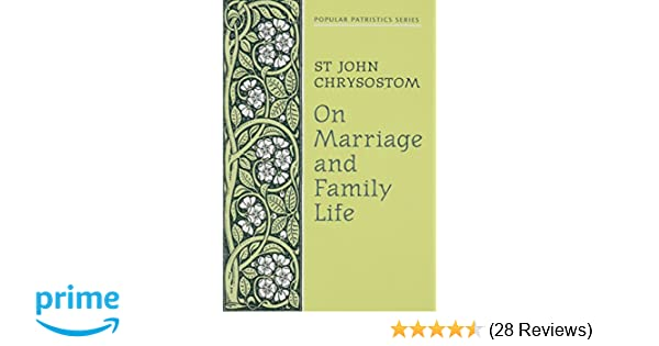 On Marriage and Family Life (English and Ancient Greek