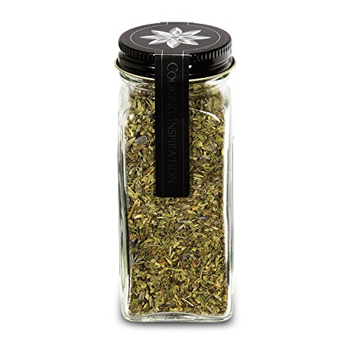 The Spice Lab No. 23 - Herbes de Provence Blend - All Natural Kosher Non GMO Gluten Free Spice - French Jar