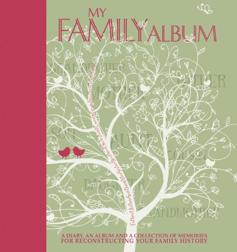 My Family Album: A Diary, an Album, and a Collection of Memories for Reconstructing Your Family History ebook