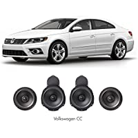 SOUMATRIX OE Upgrade Speaker Kit VMK2 for VW Passat B6 06-10/Passat Wagon07-10 CC09-17
