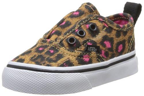 Vans T Authentic V Leopard Unisex   Kinder Sneaker