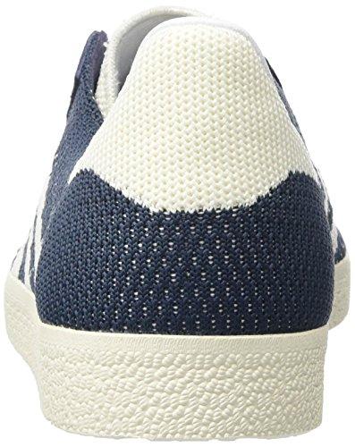 Primeknit Blu Nemesis da Chalk adidas Gazelle Uomo White Scarpe Ginnastica Off Basse White Rqfwwx5UaA