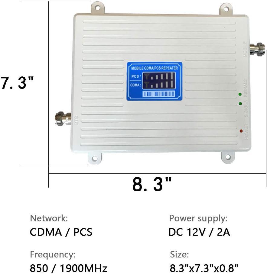 HXY Repetidor de señal de teléfono Celular Amplificador de ...