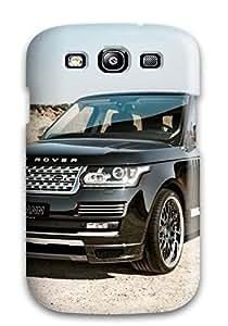 New Fashion Premium Tpu Case Cover For Galaxy S3 - 2014 Hamann Range Rover Vogue