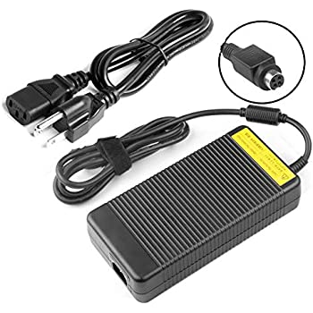 Amazon.com: Toshiba PA5084E-1AC3 AC adapter 180 Watt - 4 PIN ...