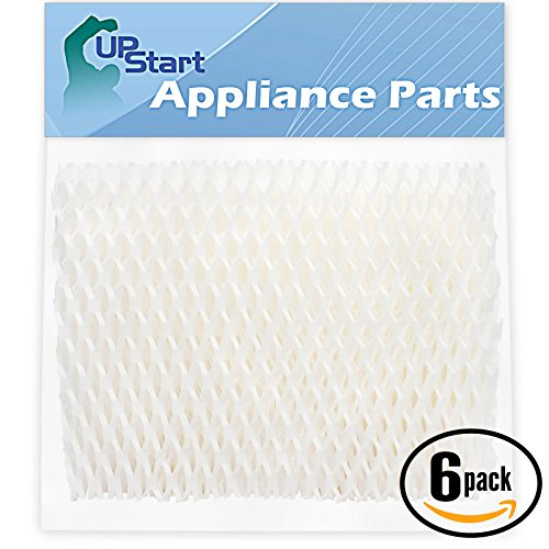 6-Pack Replacement Graco 2H00 1.5 Gallon Humidifier Filter - Compatible Graco 2H01 Air Filter
