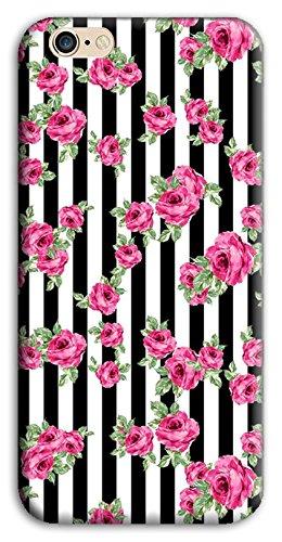 Mixroom - Cover Custodia Case In TPU Silicone Morbida Per Apple Iphone 6 6s M577 Rose
