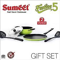 Sumeet Nonstick Festive Five Gift Set