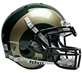 Colorado State Rams Officially Licensed XP Authentic Football Helmet