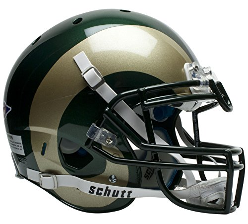 Colorado State Rams Officially Licensed XP Authentic Football Helmet by Schutt