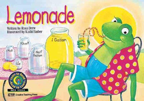 Lemonade (Learn to Read Math Series: Level 3)