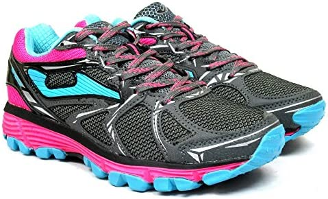 Joma Shock Lady, Zapatillas de Trail Running para Mujer, Gris ...