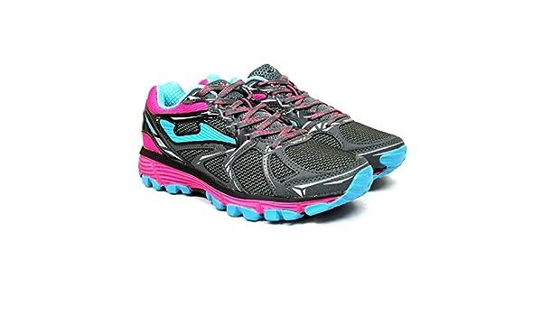 Joma Shock Lady, Zapatillas de Trail Running para Mujer, Gris (Gris 712), 41 EU: Amazon.es: Zapatos y complementos