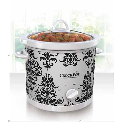3 quart crock pot - 8
