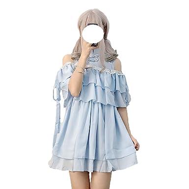 ff3d8a752d Packitcute Lolita Mini Dress