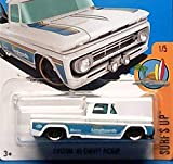 Hot Wheels 2017 Surf's Up Custom '62 Chevy Pickup 348/365, White