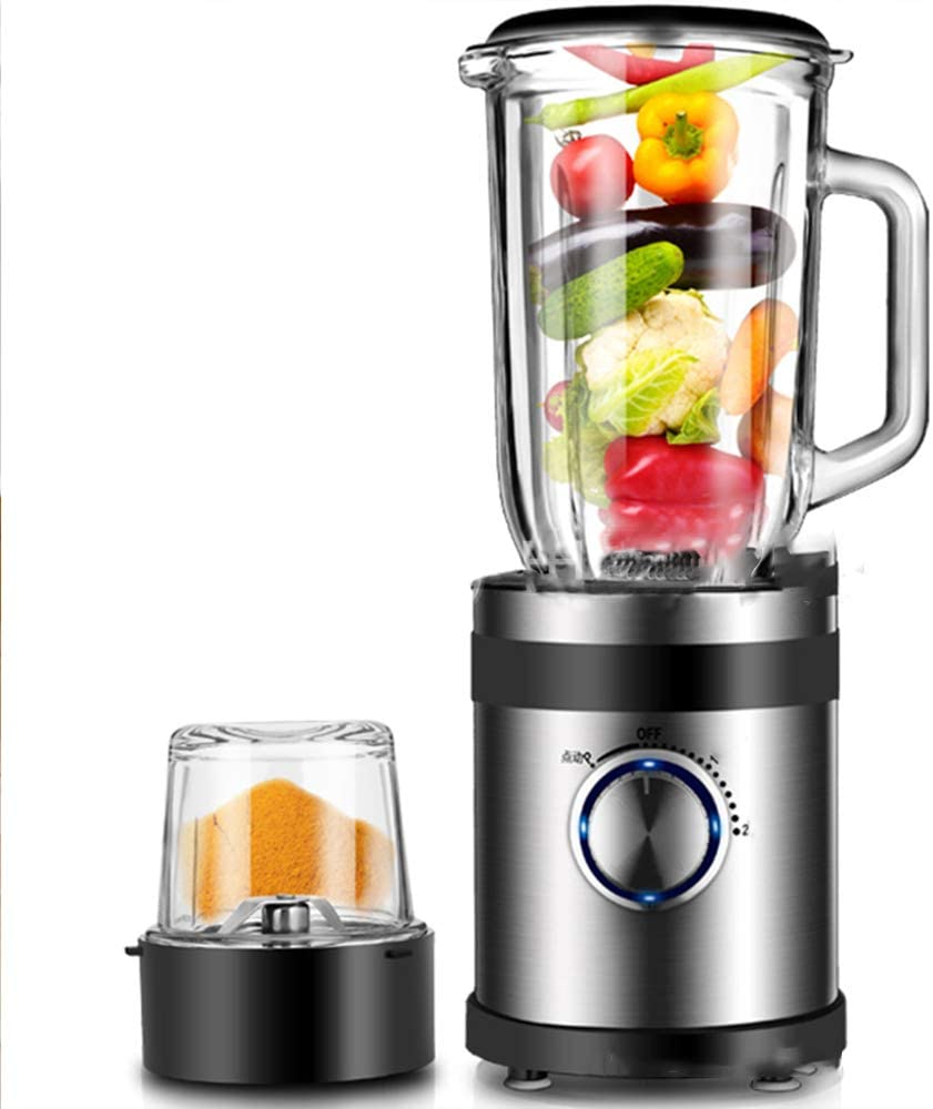 GYJ Stand Mixer with Jug Blender, Multi-Functional Smoothie Maker and Mixer, Juicer, Food Processor, Coffee Mill for Juicers Fruit Vegetable