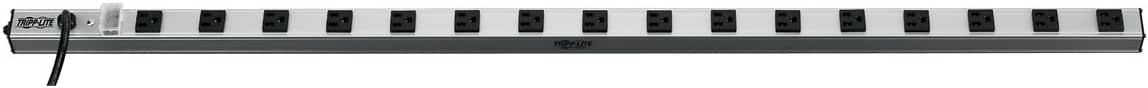 Tripp Lite PS4816 16-Outlet Power Strip, 15-Amp, 15-Foot Cord