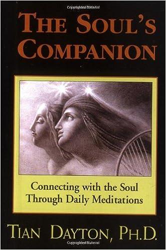 The Soul's Companion by Tian Dayton Ph.D. (1996-01-01)
