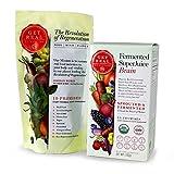 Fermented SuperJuice Brain – 120 Grams – Get Real Nutrition by Jordan Rubin – Purple Maize – Blueberry – Beet – Purple Carrot Reviews