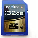 NEW 32GB Class 10 Speed SD SDHC MEMORY CARD FOR Nikon J1