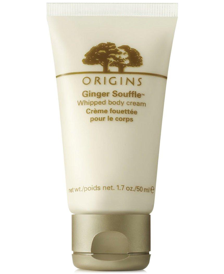 Origins Ginger Souffle Whipped Body Cream, 1.7 oz Travel size genius.nn