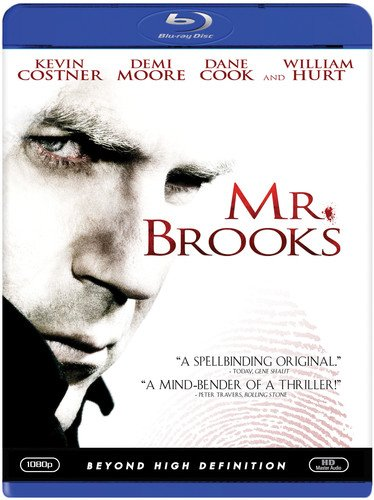 Blu-ray : Mr Brooks (, Dubbed, Dolby, AC-3, Digital Theater System)
